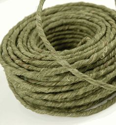 Rustic Floral Wire Green 70 feet (Save 29%) for head crowns?