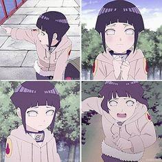 Hinata Hyuga (Naruto) (c) Studio Pierrot & Viz Media Hinata Hyuga, Naruto Uzumaki, Anime Naruto, Naruhina, Naruto Girls, Manga Anime, Manga Art, Anime Girls, Anime Pixel Art