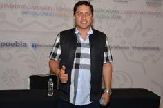Julión Álvarez se presentará en el Foro Artístico de la Feria de Puebla