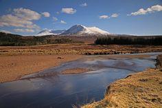 The River Bran. by Gordie Broon., via Flickr