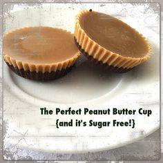 Amazing Sugar Free Peanut Butter Cups S