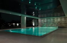 LED swimming pools!! Indoor or Outdoor