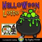 Halloween Lotto by Giggling Wombat | Teachers Pay Teachers