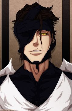❤ Get the best Sosuke Aizen Wallpaper on WallpaperSet. Only the best HD background pictures. Manga Anime, Evil Anime, Anime Demon, Anime Guys, Anime Art, Bleach Characters, Manga Characters, Shinigami, Manga Bleach