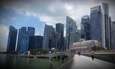 #marinabay #marinabaysand #singapore #citywalking #sightseeing