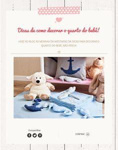 Dicas de como decorar o quarto do bebê!