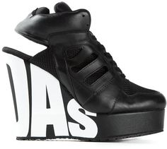 ce241e56d632 adidas Streetball Platform Wedge Shoes