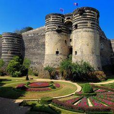 Château d'Angers (Angers castle)
