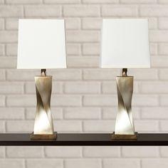 """Brayden Studio® Brendan 31"""" Table Lamps (Set of 2)"""