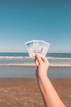 How to Take Good Beach Photos Creative Beach Pictures, Beach Instagram Pictures, Instagram Ideas, Instagram Images, Photos Bff, Beach Photos, Cute Photos, Las Vegas, Beach Pink