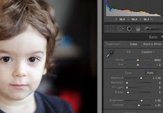 Lightroom Histogram and Red Channel Clipping in Photoshop