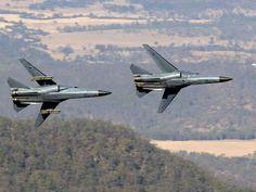 RAAF F-111.
