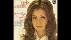 Vicky Leandros : Le temps des Fleurs Youtube, Fans, French Songs, Singer, Flowers, Followers, Youtubers, Youtube Movies