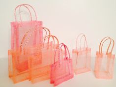 Sinamay Tote - Pink (Pack of 10) -- Read more reviews of the product by visiting the link on the image.