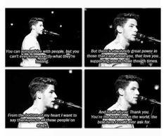Nick Jonas @ Tampa Concert
