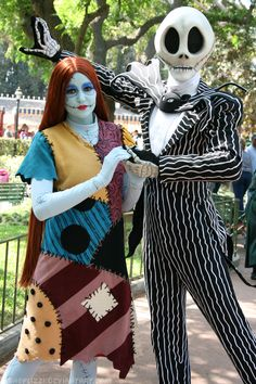 26 Best Jack And Sally Costumes Images On Pinterest Christmas