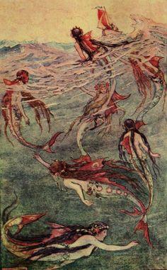 phorests: Into the Wild mermaid
