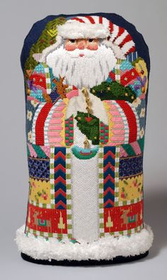 Amy's Golden Strand | Photo Gallery | Amy Bunger | Needlepoint