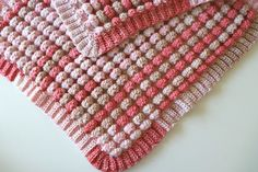 Crochet Candy Blanket / World's Easiest Blanket - Sirin's Crochet