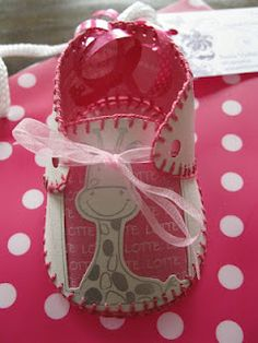 Schoentje van Geboortekaartje