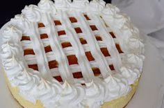 Citromhab: Rákóczi túrós torta Vanilla Cake, Food And Drink, Pie, Projects, Torte, Log Projects, Cake, Blue Prints, Fruit Cakes