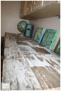 Barnwood Counter