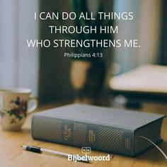 Philippians 4 13, Bose