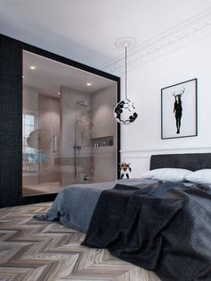 // Interior MA by INT2 architecture + Alex Mikhaylov