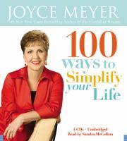 100 Ways to Simplify your Life (PPL audiobook)
