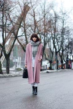 WST Pink Love Coat in Fashion Worries