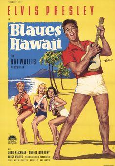 Blue Hawaii 1961 ~ Elvis as Chad Gates.