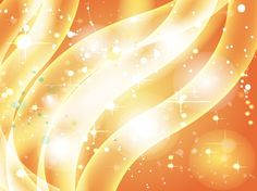 Golden Sparkle Background vector free