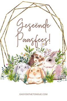 Wens vir jou 'n Paasfees vol van die wonderlike verlossing en volheid in Christus. Mag jy en jou geliefdes 'n Geseënde Paasfees hê! Yarn Crafts, Paper Crafts, Diy Crafts, Easter Wishes, Social Media Trends, Afrikaans, Videos Funny, Happy Easter, Printing On Fabric