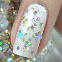Starry nail