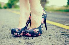 Sapato vintage... Eu Quero viu mãe??