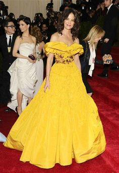 Nice Red Carpet Fashion The Met Gala's most buzz-worthy looks of yesteryear