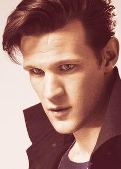 Matt smith just walked into my life today as the Doctor. I'm catching up lol. I didn't know how I was going to feel about him and..................I LOVE HIM