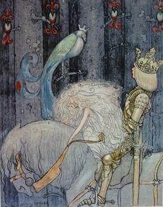 John Bauer: Swedish Fairy Tale