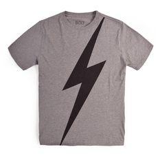 Full Bolt Tee - MEN - Tees & Tanks - Lightning Bolt