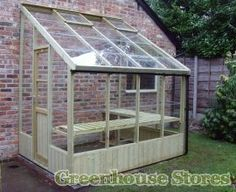 Swallow Dove Lean To Greenhouse | Greenhouse Stores