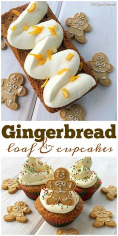 Starbucks gingerbread loaf recipe that tastes just like the one you buy at the store! Great copycat dessert to bring to parties or treat yourself. via /thetypicalmom/