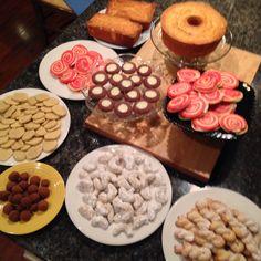Christmas Baking 2013