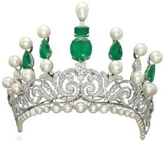Tiara from Christie's.