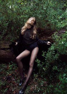 Vogue Paris September 2016 Andreea Diaconu by Lachlan Bailey-9
