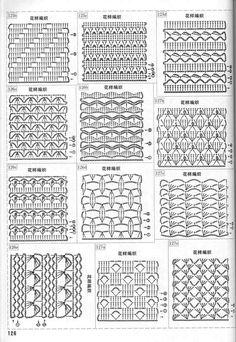 "ALBUM: ""LOS PATRONES DE CROCHET."" - LA CASITA DE MABELY - Gabito Grupos  ♪ ♪ ... #inspiration #crochet  #knit #diy GB  http://www.pinterest.com/gigibrazil/boards/"