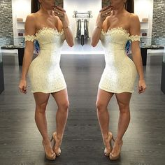 Hot Dress Name With Images Short Dress Designs With Sleeves Women's Dresses, Cute Dresses, Beautiful Dresses, Short Dresses, Short Skirts, Tight Dresses Formal, Dress Skirt, Dress Up, Bodycon Dress