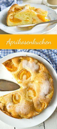 Aprikosenkuchen – ein Klassiker für den Sommer   Madame Cuisine Rezept