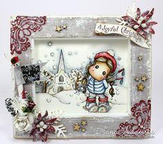 DeeDee´s Card Art: ♥ Live & Love Crafts DT - Frame it!