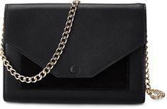 Abend Tasche BEATRICE von HUGO in schwarz für Damen. Gr. 1