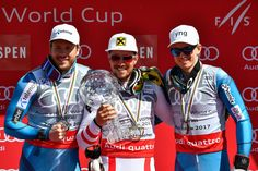 Gesamt-WC 1.Marcel HIRSCHER 2.Kjetil Jansrud 3.Kristoffersen Snowboard, Rugby, Freestyle, Marcel, World Cup, Skiing, Nordic Skiing, Cycling, Athlete